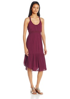 Volcom Women's Summit Stone Dress  S