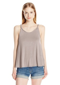 Volcom Women's Twisted Time Loose Fitting Tank  L