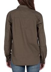 Volcom Wyld Journey Embroidered Shirt