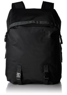 Volcom Young Men's Volcom Men's Mod Tech Waterproof Dry Backpack Bag Accessory black Combo O/S