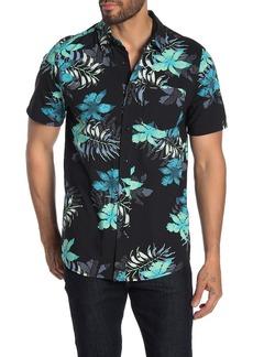 Volcom Wave Fayer Hawaiian Short Sleeve Shirt