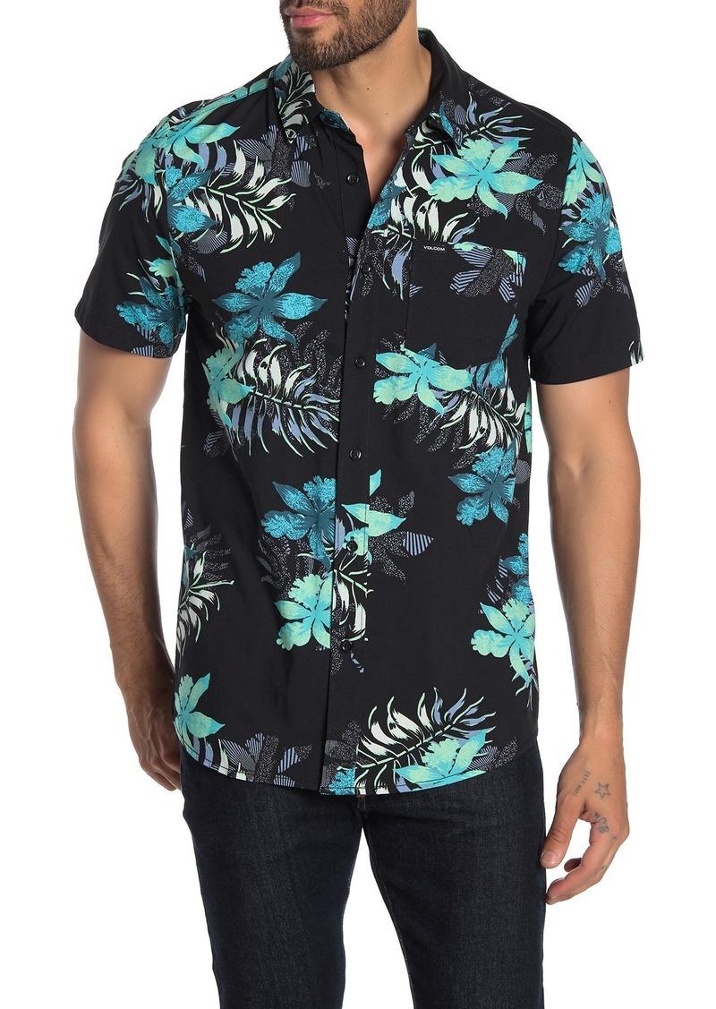Volcom Wave Fayer Short Sleeve Shirt