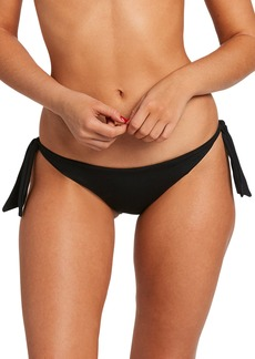 Women's Volcom Simply Seamless Side Tie Bikini Bottoms