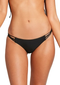 Women's Volcom Simply Solid Bikini Bottoms