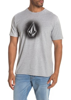 Volcom Yae Logo Heathered T-Shirt