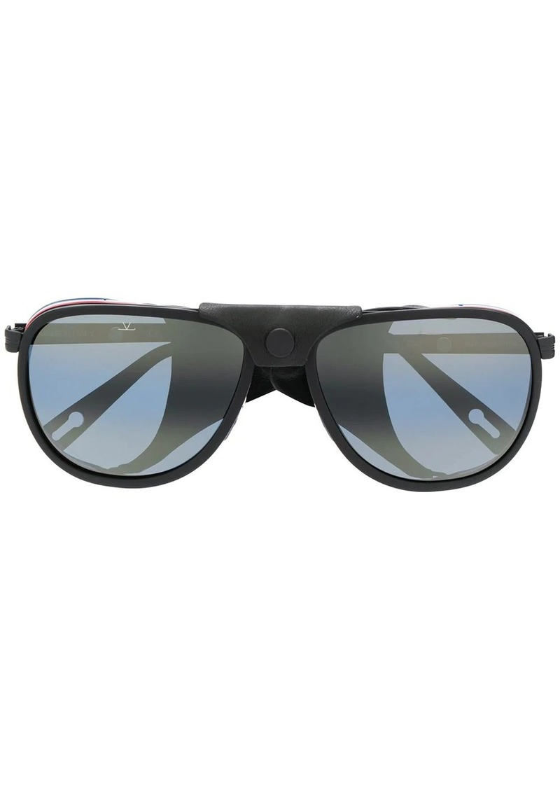 Vuarnet Glacier XL aviator sunglasses