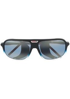 Vuarnet Ice 1811 rectangular-frame sunglasses