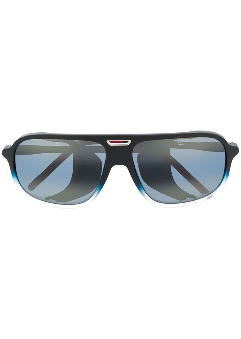 Vuarnet Ice 1811 rectangular-frame sunglasses