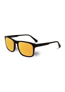 a49a1b298e Vuarnet Men s District Large Rectangular Acetate Sunglasses