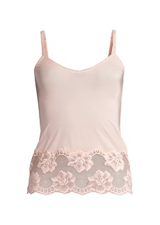 Wacoal America Inc. Light & Lacy Floral Lace Camisole