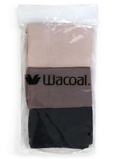 Wacoal America Inc. Wacoal 'B Smooth' High Cut Briefs (3-Pack)