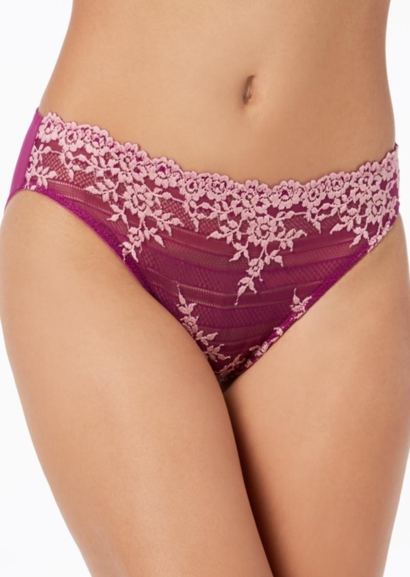 630b5d188e617 Wacoal America Inc. Wacoal Embrace Lace Bikini 64391