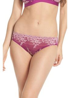 Wacoal America Inc. Wacoal 'Embrace' Lace Bikini