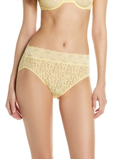 Wacoal America Inc. Wacoal Halo Lace High Cut Briefs (3 for $39)