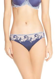 Wacoal America Inc. Wacoal 'Lace Affair' Bikini