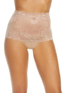 Wacoal America Inc. Wacoal Level Up High Waist Lace Thong