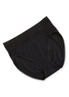 Wacoal America Inc. Wacoal Subtle Beauty High-Cut Bikini Briefs