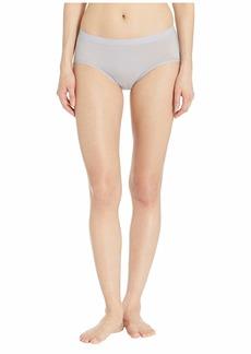Wacoal America Inc. Wacoal Women's Flawless Comfort Hi-Cut Brief Panty  L