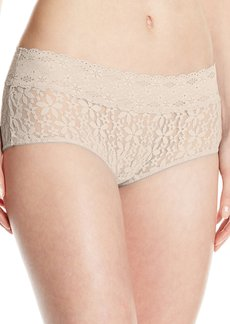 Wacoal America Inc. Wacoal Women's Halo Boy Short Panty Naturally Nude