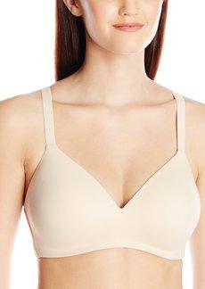 Wacoal America Inc. Wacoal Women's How Perfect Soft Cup Bra Natural Nude 34DD