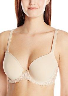 Wacoal America Inc. Wacoal Women's La Femme Contour Underwire Bra 853117 Natural Nude Bra 34DD
