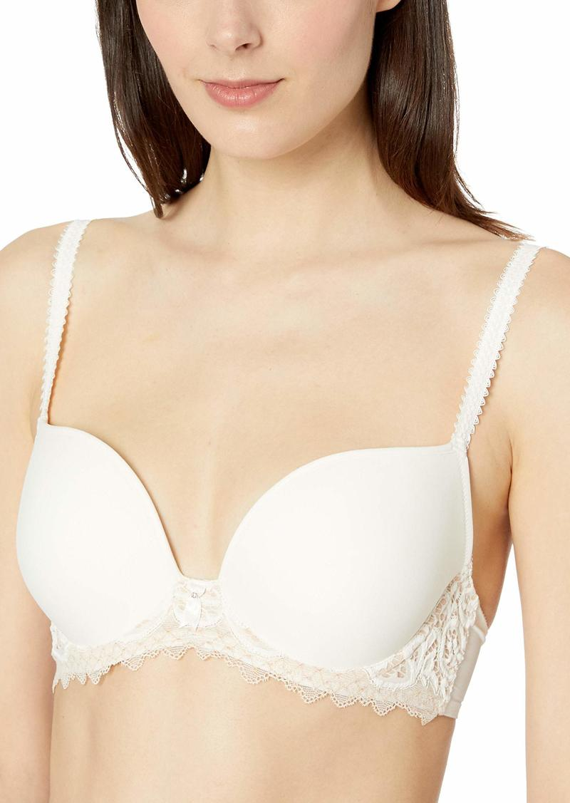 Wacoal America Inc. Wacoal Women's Lace Essentials Contour T Shirt Bra