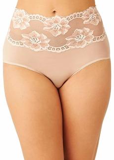 Wacoal America Inc. Wacoal Women's Light and Lacy Brief Panty Rose dust