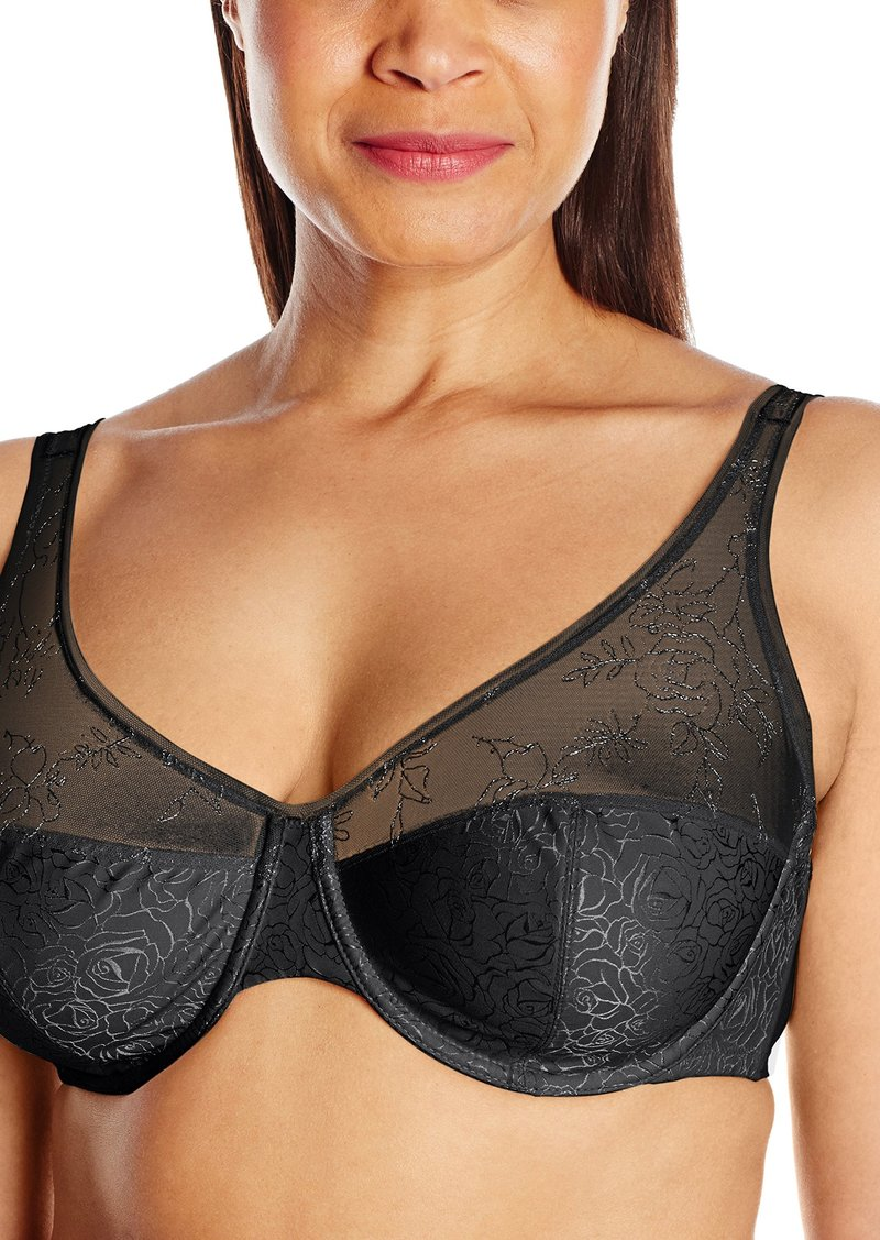 Wacoal America Inc. Wacoal Women's Plus-Size My Obsession Underwire Bra