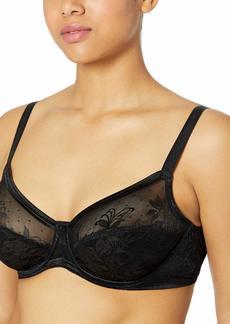 Wacoal America Inc. Wacoal Women's Plus Size Net Effect Underwire Bra