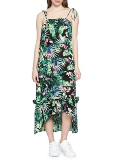 Walter Tasha Tropical Maxi Dress