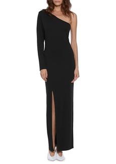 Walter Baker Adelyn One-Shoulder Dress