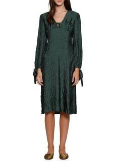 Walter Baker Aura Midi Dress