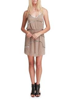 Walter Baker Destiny Sleeveless Blouson Dress