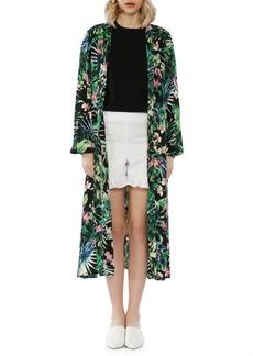 Walter Baker Faith Tropical Kimono Dress