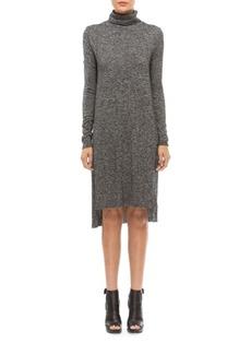 Walter Baker Felicity Hi-Lo Knit Dress
