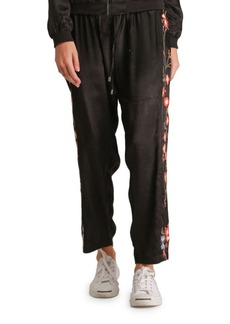 Walter Baker Jinx Embroidered Track Pants