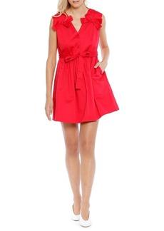 Walter Baker Lauren Cotton Dress
