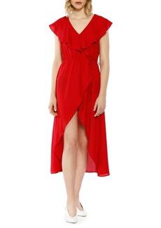 Walter Baker Mary Hi-Lo Dress