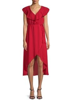 Walter Mary Hi-Lo Dress