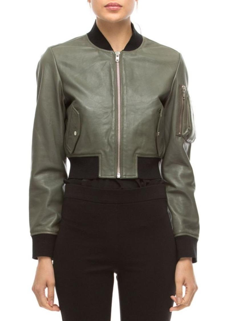 1159d4295708d Walter Baker Leather Jacket - Image Of Jacket