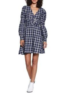 Walter Baker Nikol Cotton Midi Dress