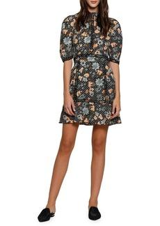 Walter Baker Querdia Floral Mini Dress