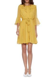 Walter Baker Zoey Bell-Sleeve Dress