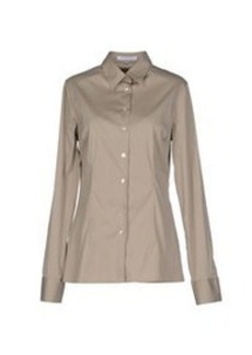 WALTER VOULAZ - Solid color shirts & blouses