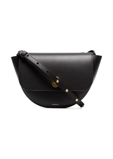 Wandler black Billy leather cross body bag