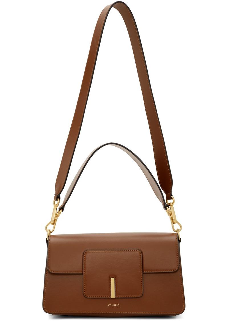 Wandler Brown Georgia Bag