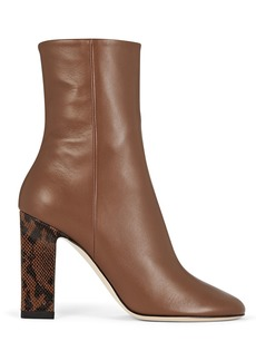 Wandler Carly Leather Ankle Boots
