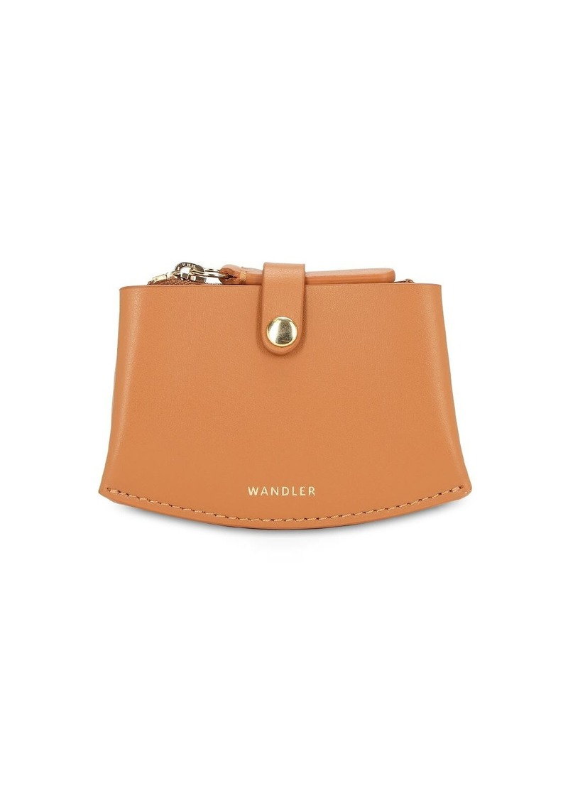 Wandler Corsa Smooth Leather Card Holder