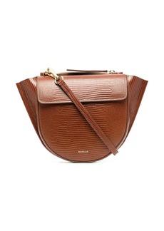 Wandler Hortensia mini leather tote bag