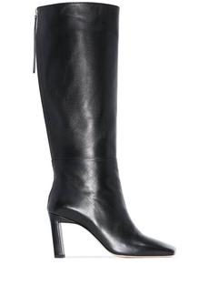 Wandler Isa 85mm knee-high boots